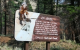 Frank Church Wilderness and some local history