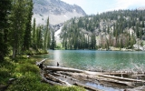 Mystic Lake in the Frank Church Wilderness Area