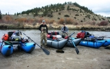 Gallery: Smith River and Missouri River in Montana 2008, USA.