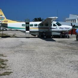 Ambergris Caye, Belize, 2009.