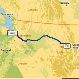 Montana Rock Creek Trip Report, USA 2008.